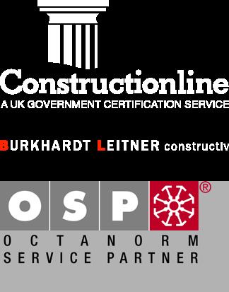 Designco Accreditation Logos