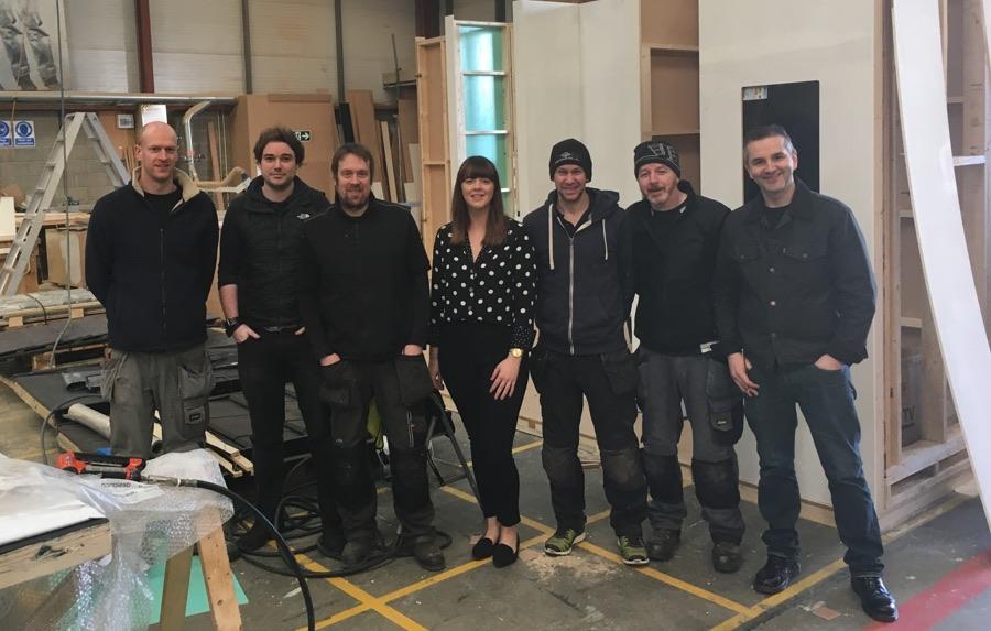 The Designco team