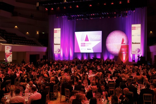 June celebrations… Business in the Community Awards 2011 headline image