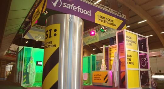 Safe food at the Balmoral show 2012 headline image