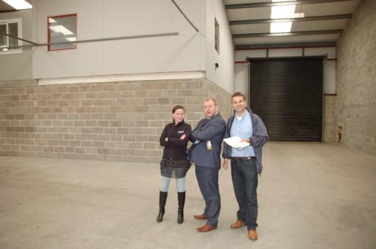 Designco Belfast, office and workshop on the move… headline image