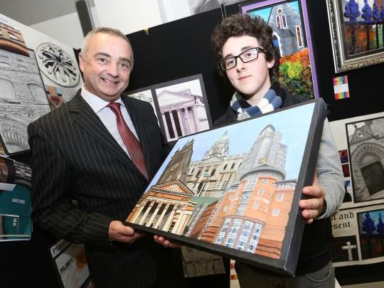 CCEA true colours exhibition… the future is bright! headline image
