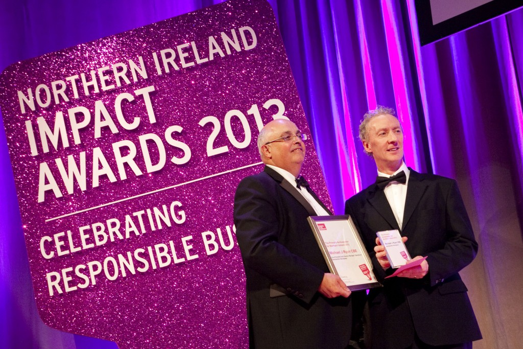 Business in the Community Awards 2013 headline image