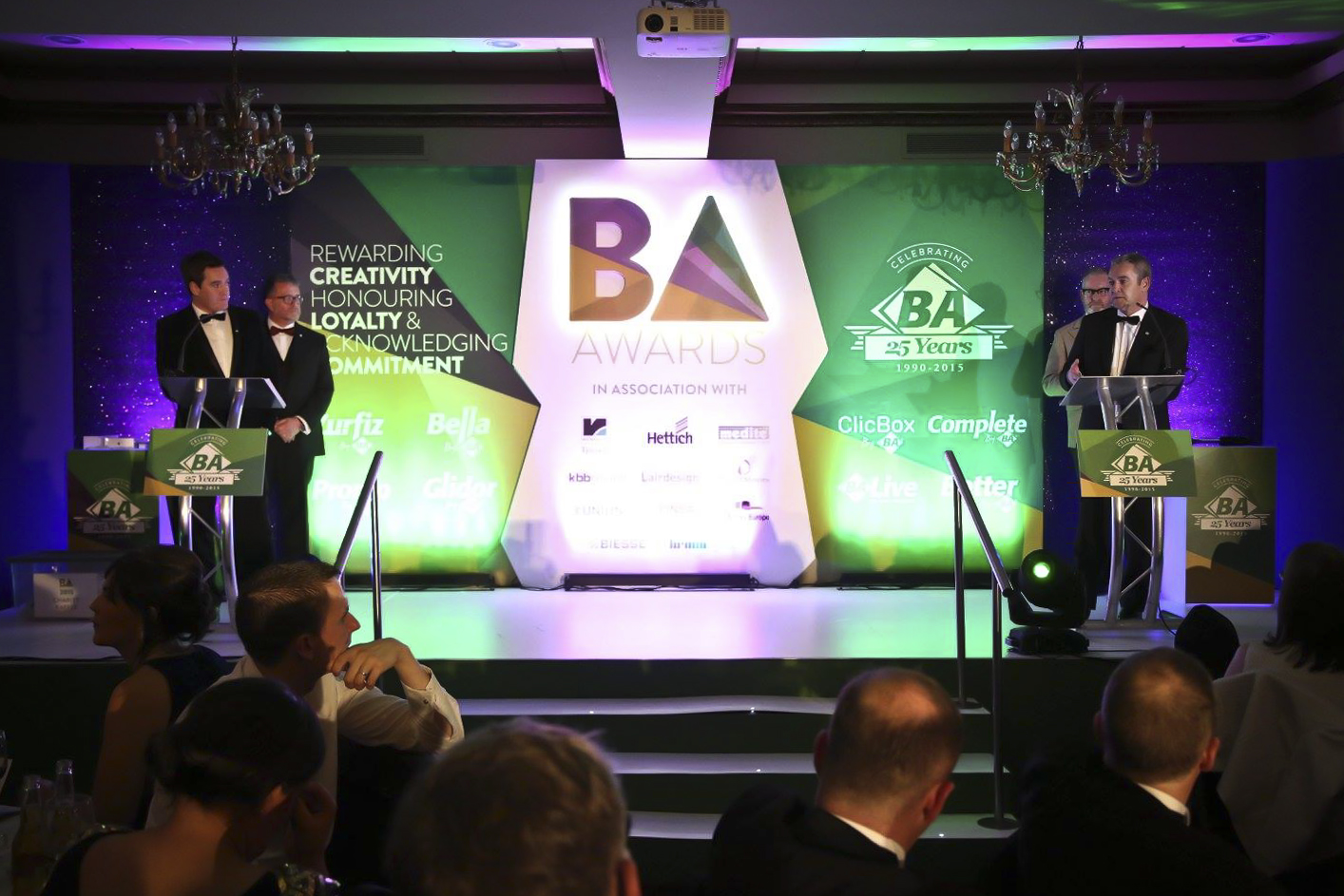 BA Awards headline image