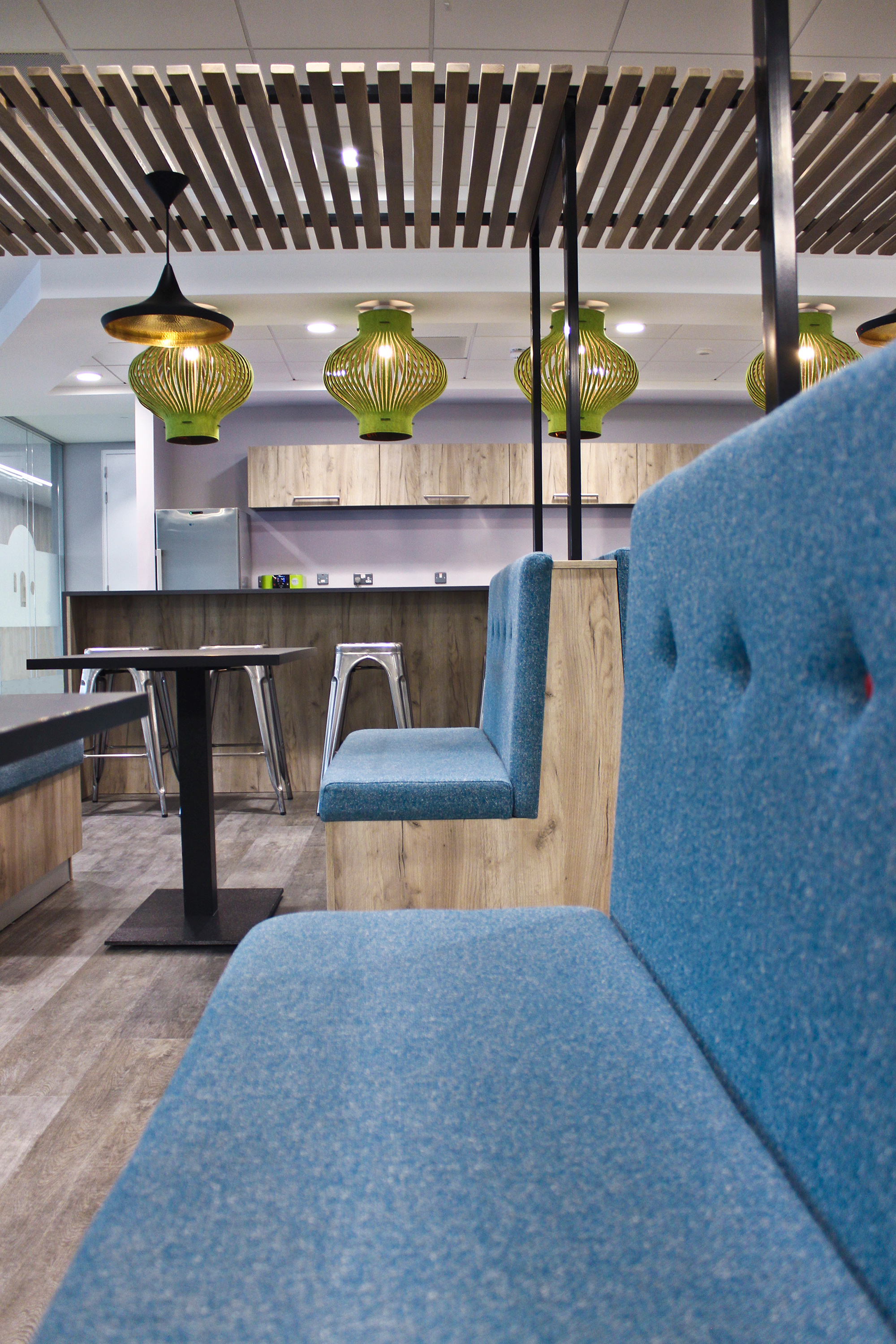 Belfast Commerical Interior Design Fitout