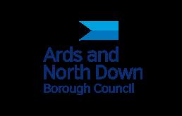 DesignCo Client Ards and North Down Borough Council logo