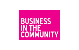 DesignCo Client Business in the Community logo