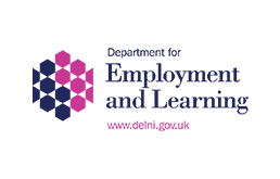 DesignCo Client Department for Employment and Learning logo
