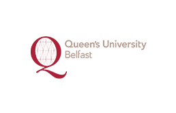 DesignCo Client Queen's University Belfast logo
