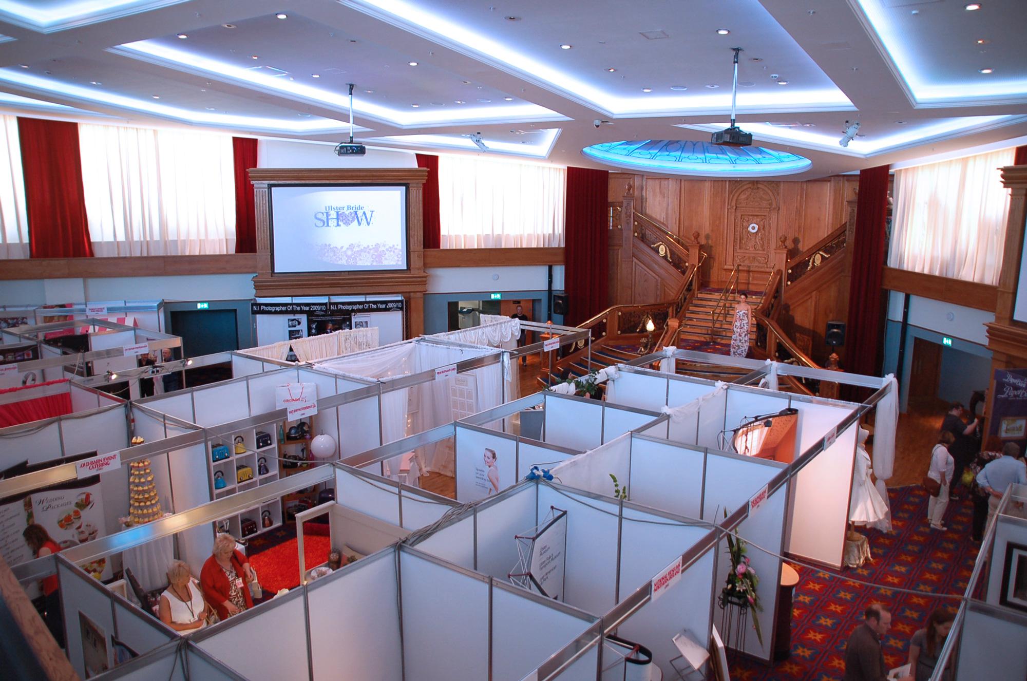 Titanic Belfast shell scheme exhibition