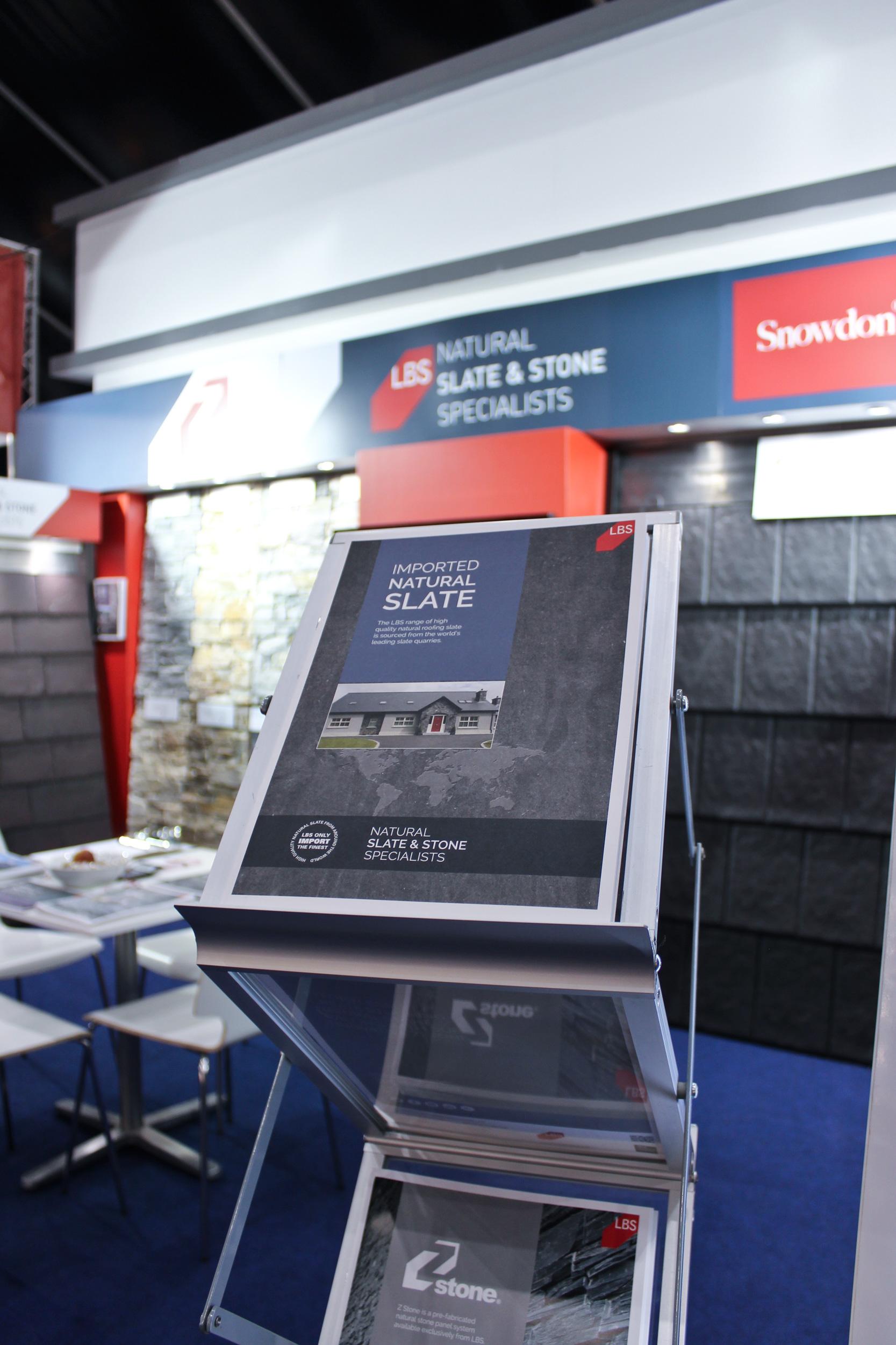 Exhibition Stand Builders Dublin : Lbs ireland rmc designco
