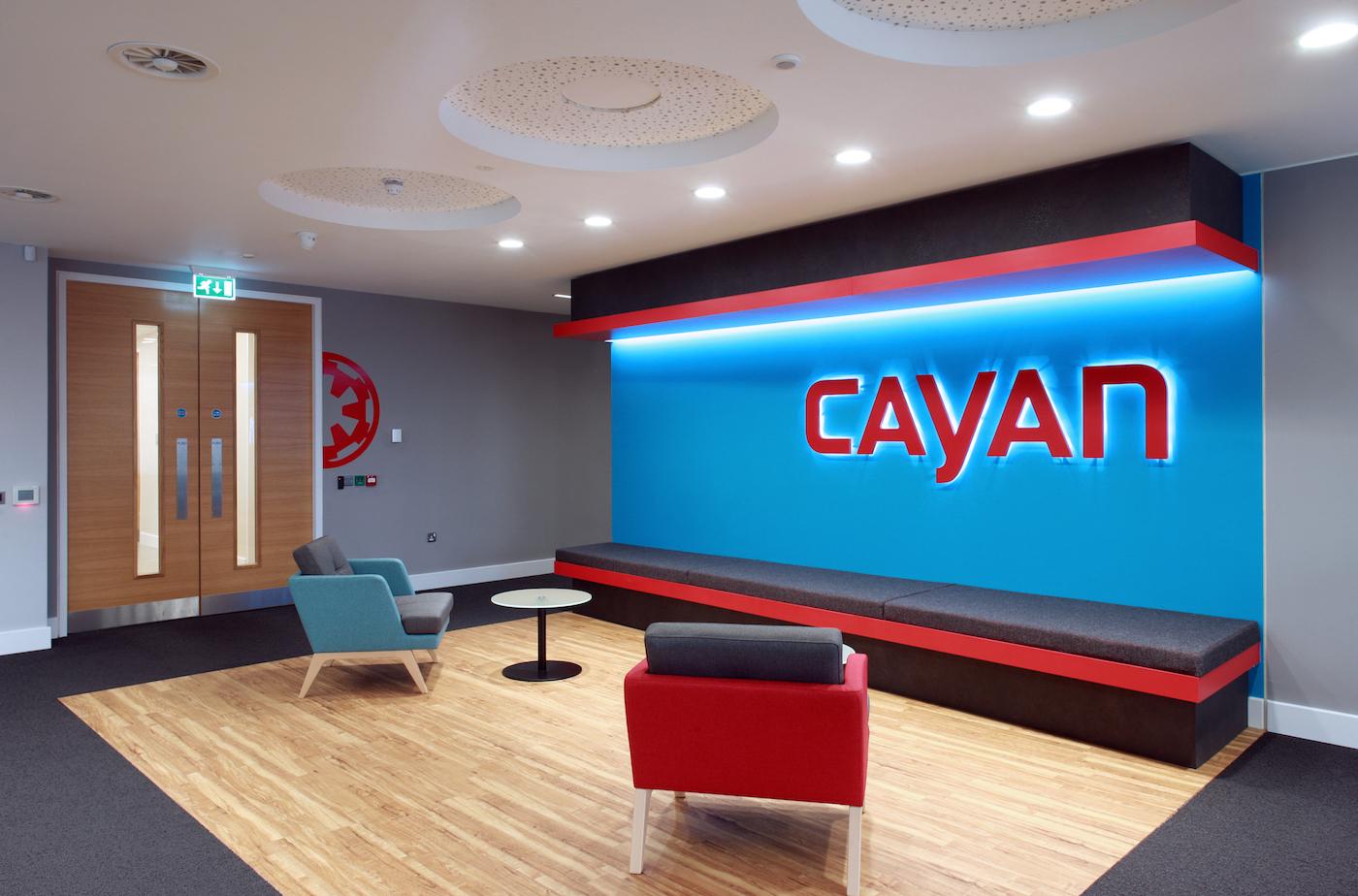 Cayan Office Renovation headline image