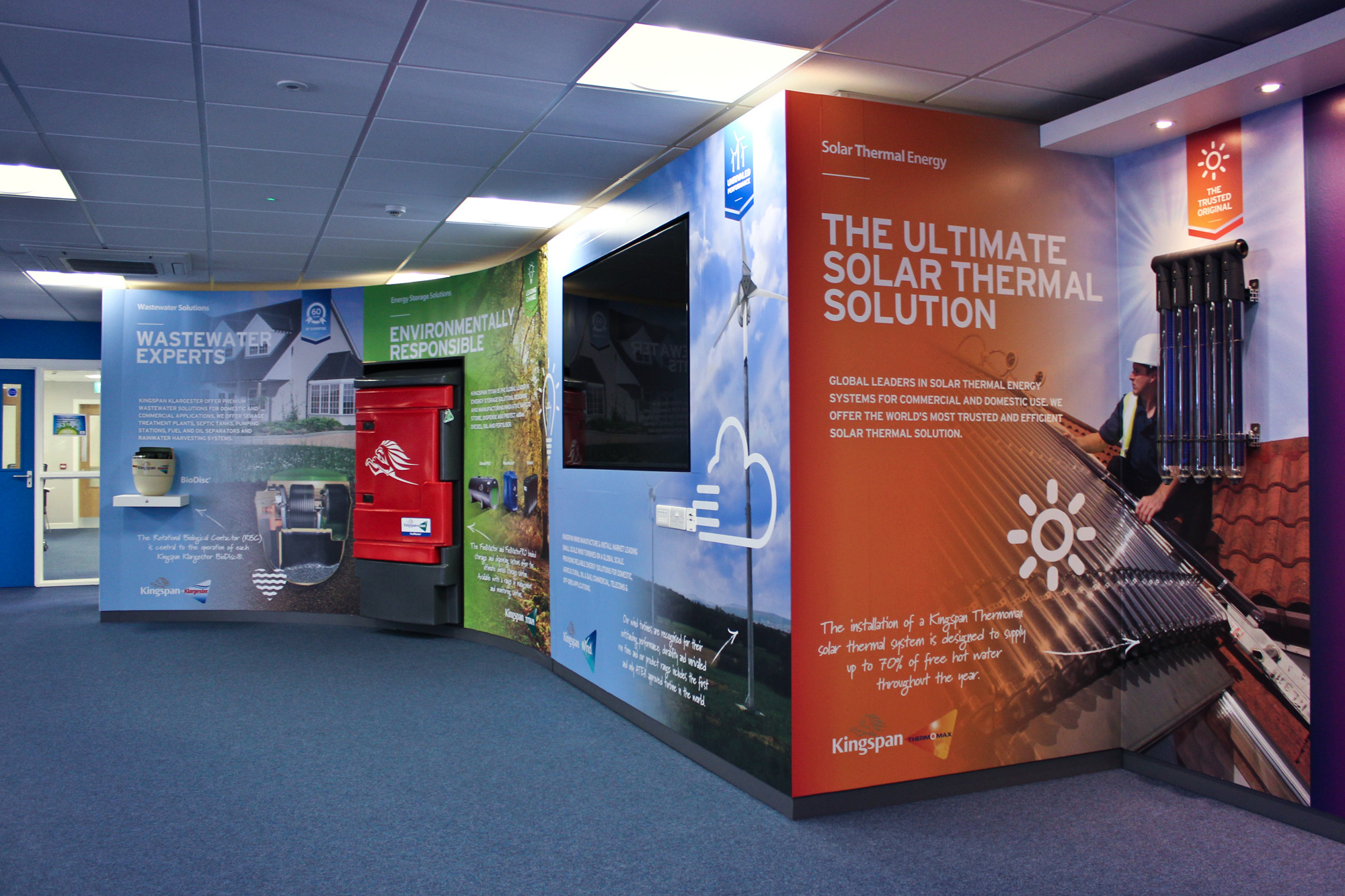 Kingspan Office Fit Out headline image