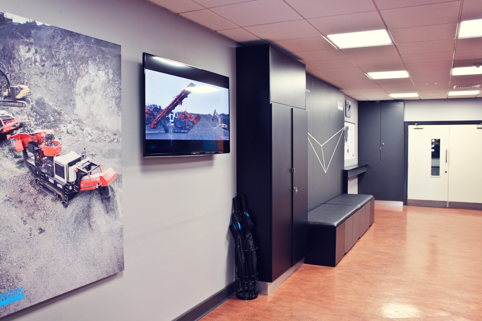 Sandvik Fit Out