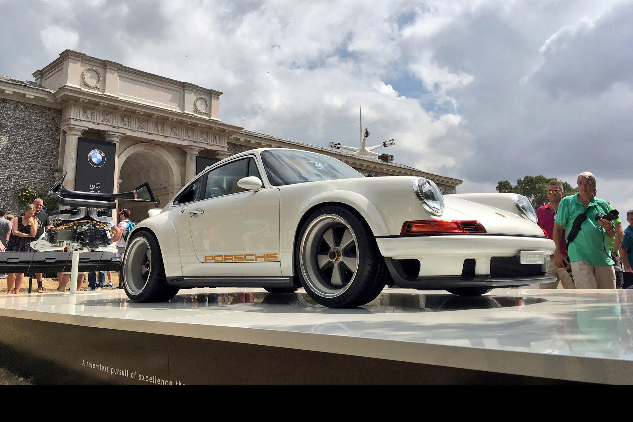 Singer Porsche headline image