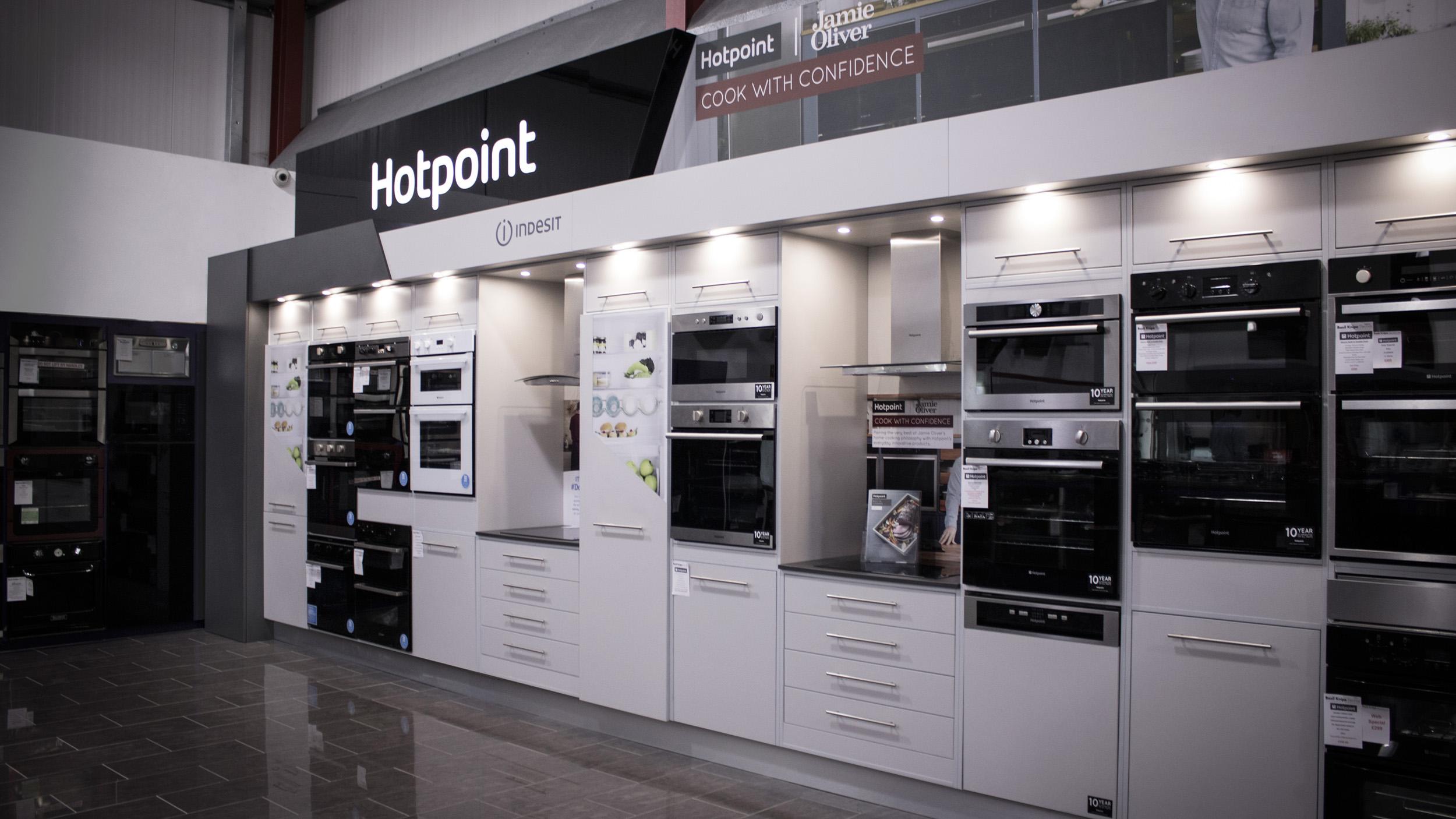 Hotpoint UK headline image