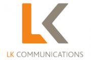 DesignCo Client LK Communications logo