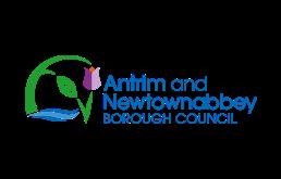 DesignCo Client Antrim and Newtownabbey Borough Council logo