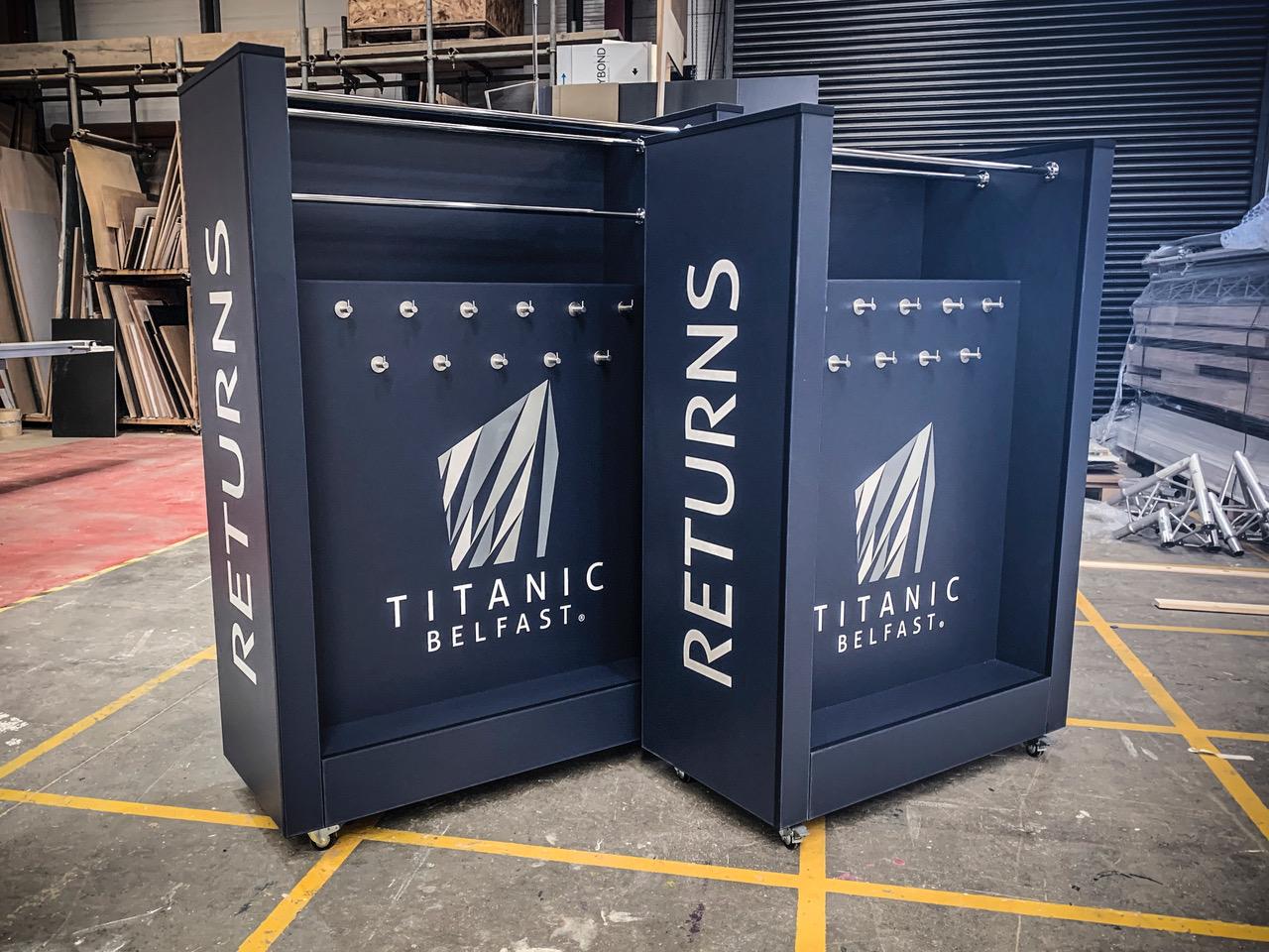 Titanic Belfast AV Units headline image