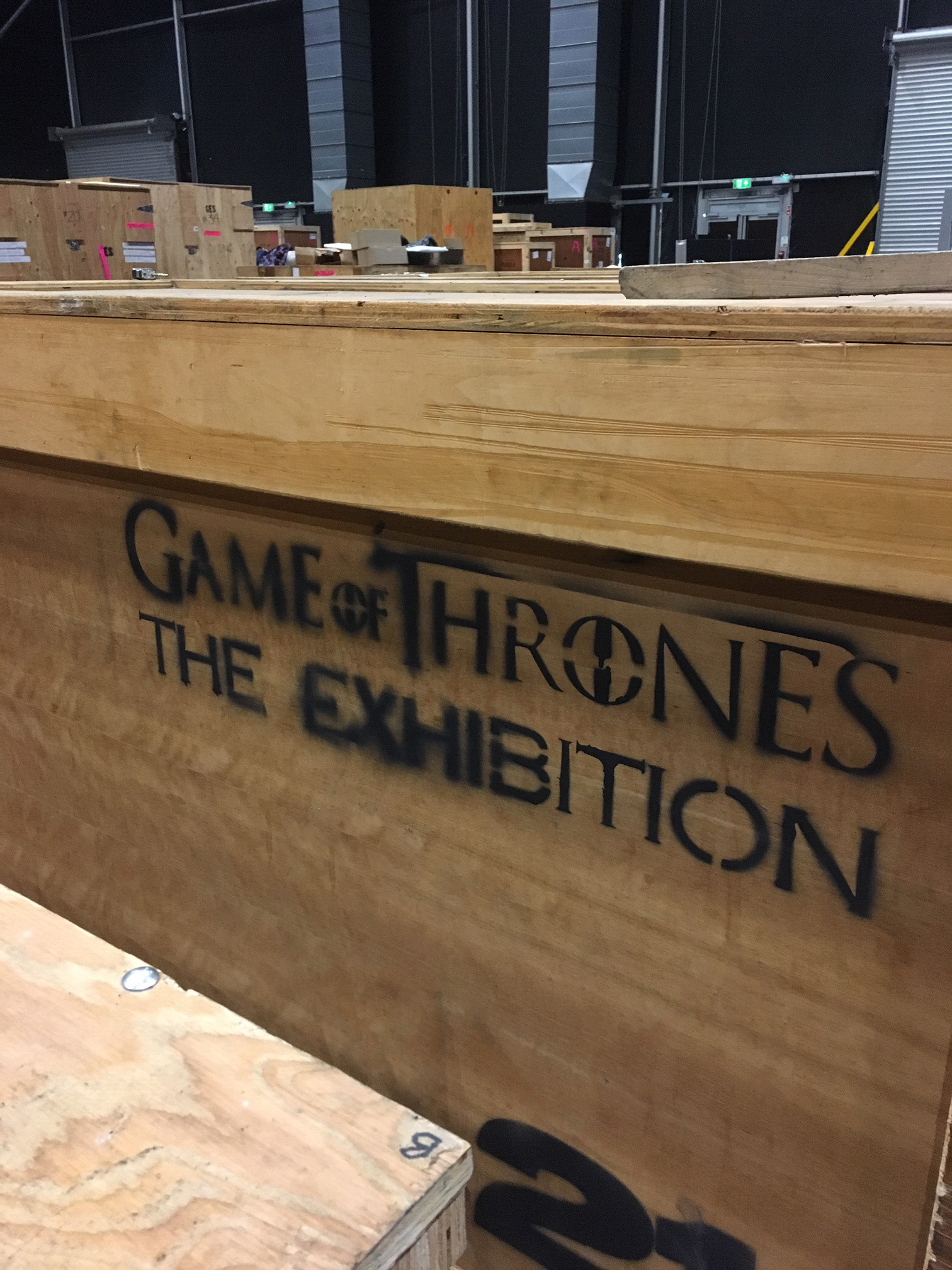 Game of Thrones: The Exhibition headline image
