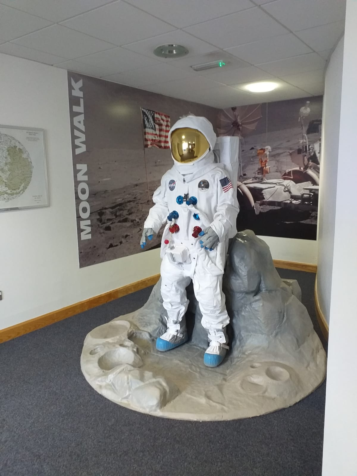 Armagh Planetarium Spaceman Prop headline image