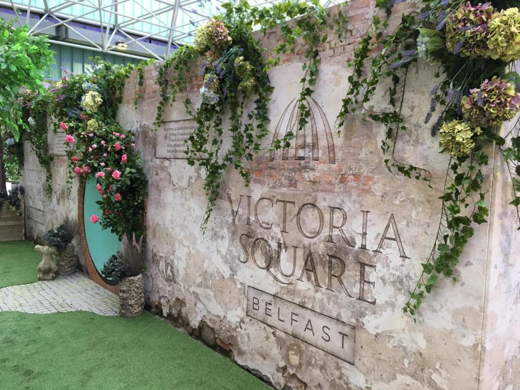 Victoria Square Secret Garden