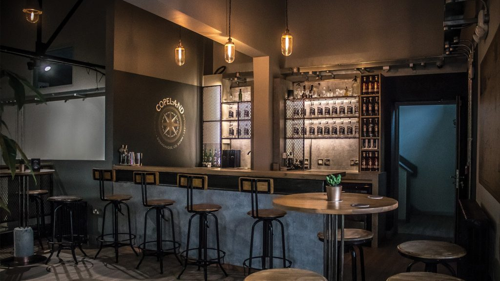 Copeland Distillery Fit Out